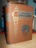MITROPOLITUL ANDREIU BARON DE SAGUNA * SCRIERE COMEMORATIVA , SIBIU , 1909
