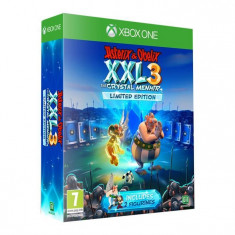 Asterix And Obelix Xxl 3 The Crystal Menhir Limited Edition Xbox One