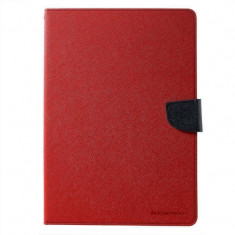 Husa Apple iPad mini 2 / 3 - Mercury Book Type Magnetic Rosu