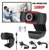 Camera web FULL HD 1080P X22 cu microfon incorporat, CMOS