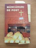 Cumpara ieftin MANCARURI DE POST-R3A
