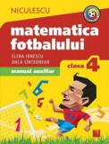 Matematica fotbalului. Manual auxiliar clasa a IV-a. Probleme si exercitii din lumea fotbalului pentru baieti si fete/Elena Ionescu, Anca Sinteonean