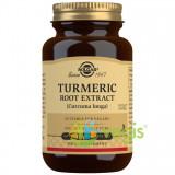Turmeric Root Extract 60cps(Extract din radacina de Turmeric)
