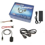 Cumpara ieftin ADAPTOR USB 2.0 SATA IDE ESATA  DVD-RW RACK EXTERN 2,5 si 3,5