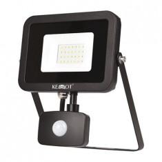 REFLECTOR LED CU SENZOR 4000K 1800LM 20W