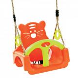 Leagan pentru copii Trix PP portocaliu-verde, Kbt