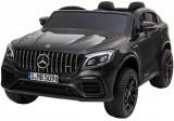 Cumpara ieftin Masinuta electrica 4x4 Premier Mercedes GLC 63S Maxi, 12V, roti cauciuc EVA, scaun piele ecologica, negru