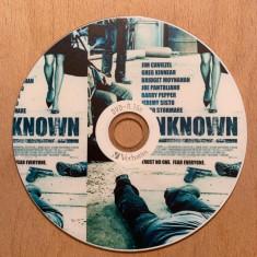 Film DVD - Unknown, Romana