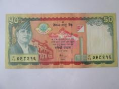 Nepal 50 Rupees 2005 foto