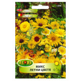 Cumpara ieftin Seminte de flori, Florian, flori de vara, galbene, 1 g