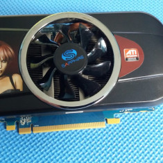 Placa video Ati Radeon Sapphire HD5770 512MB GDDR5 128-bit