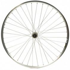 Roata bicicleta, fata, janta dubla, 28x1.5-1.75, 36H, 14G, YTGT-50080.6, Jante/spite/nipluri