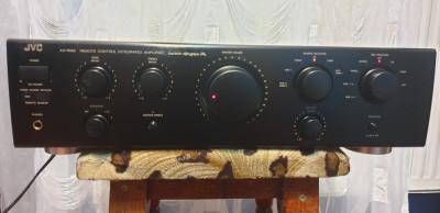 Amplificator Audio Statie Audio JVC AX-R562 XBK foto