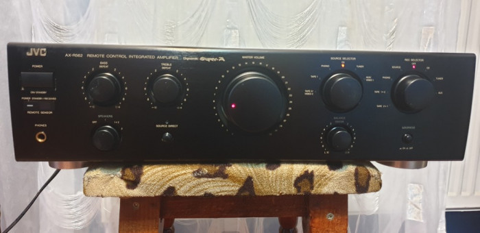 Amplificator Audio Statie Audio JVC AX-R562 XBK
