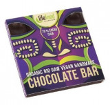 Ciocolata cu 70% cacao si chia raw bio 35g