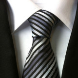 Model 9 - cravata matase 100% + cutie cadou