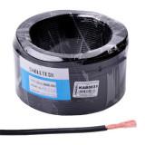 Cumpara ieftin Cablu coaxial RG174, 50 Ohm, 100 m, Negru