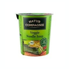 Mancare la Cana Supa Bio Vegetariana cu Taitei Bio Natur Compagnie 50gr Cod: NC4546