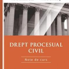 Drept Procesual Civil. Note De Curs - Marta Claudia Cliza, Andrei Grimberg