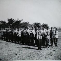 Divizie de militari, perioada interbelica