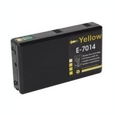 Cartus Epson T7014 14XL compatibil yellow capacitate mare, Galben