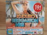 Kuduro Reggaeton Hits - Spring 2015 - 4 CD -   CD sigilat