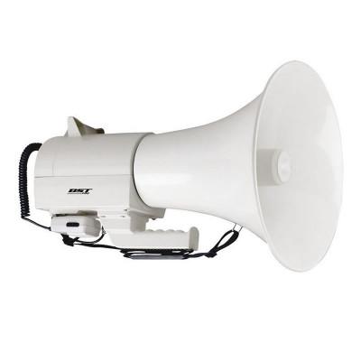 Portavoce profesionala MEGA-PRO60, 45 W, USB si SD, functie sirena si fluierat foto