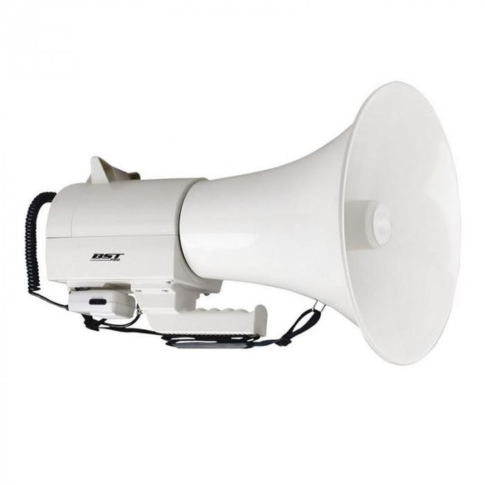 Portavoce profesionala MEGA-PRO60, 45 W, USB si SD, functie sirena si fluierat
