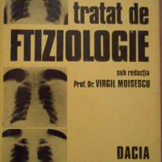 Tratat De Ftiziologie - Virgil Moisescu ,289200