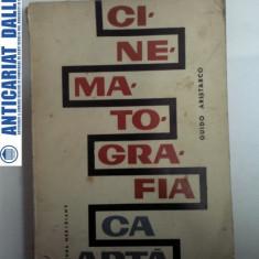 CINEMATOGRAFIA CA ARTA - GUIDO ARISTARCO
