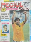 Revista Meciul nostru, CM Italia august 1990