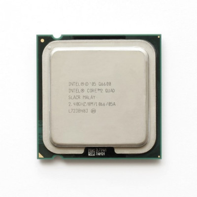 Procesor Intel Core 2 Quad Q6600, 2.4Ghz, 8Mb Cache, 1066Mhz, Socket LGA775, 64 bit foto