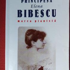 C.D. Zeletin - Principesa Elena Bibescu marea pianista