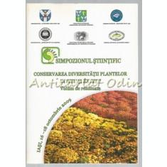 Simpozionul Stiintific 2, II. Conservarea Diversitatii Plantelor