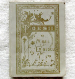 Mihai Eminescu-Poezii -Reeditare aniversara a primului volum Titu Maiorescu.