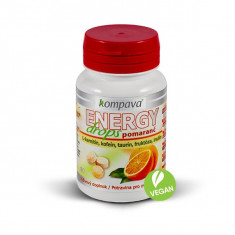 Energy Drops 80 capsule orange