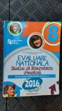 EVALUARE NATIONALA LIMBA SI LITERATURA ROMANA CLASA A 8 A STOICA  ,DOBOS .