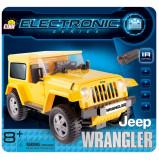Cumpara ieftin Set de construit Cobi, Jeep, Jeep Wrangler Yellow RC (0 pcs)
