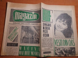 magazin 15 iulie 1967-articol si foto tara oasului, foto gina patrichi