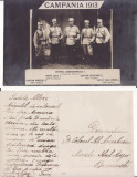 Campania din 1913-Cadrilater- militara -RR