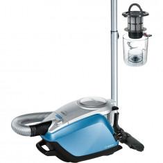 Aspirator fara sac BGS5RCL, SmartSensor Control, filtru HEPA lavabil , 3 l, azure blue metallic