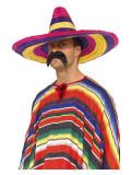 Sombrero mexican multicolor