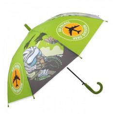 Umbrela pentru baieti, automata Air Patrol 80 cm Multicolor