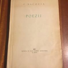 G. Bacovia - Poezii (1957 - cu portret)