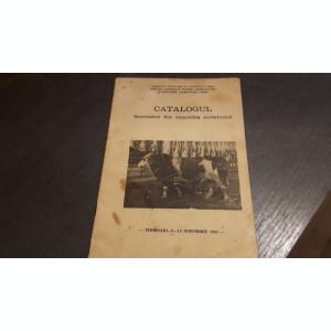 Catalogul taurinelor din expozitia zootehnica