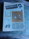 REVISTA URZICA, DE SATIRA SI UMOR NR.2/1978