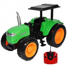 Tractor cu RC si AC