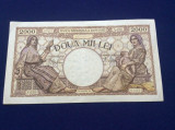 BANCNOTE ROMANIA - 2.000 LEI 18 NOEMVRIE 1941 - SERIA X. 0350 0362
