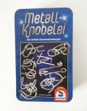 * Joc perspicacitate cu inele de metal Metall Knobelei Schmidt