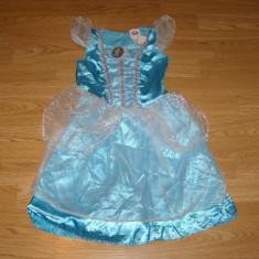 Costum carnaval serbare cenusareasa pentru copii de 4-5-6 ani, Din imagine
